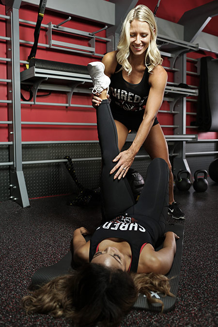 Shredz Gym Personal Training
